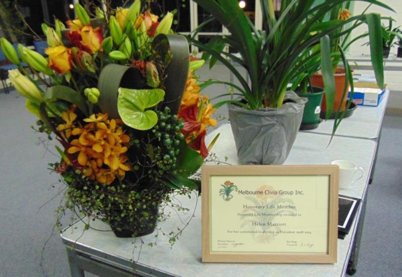 ceertificateandflowers